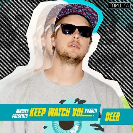 Keep-Watch-Mix-XXXVIII-Deer-COVER-e1391013524690