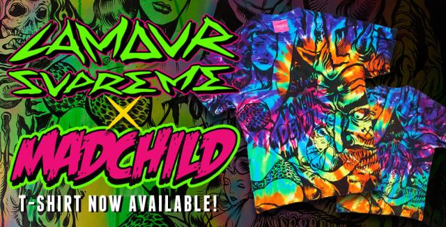mad child tee front page