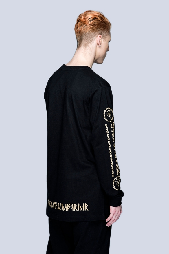 Long Death Gold LS Tee 4