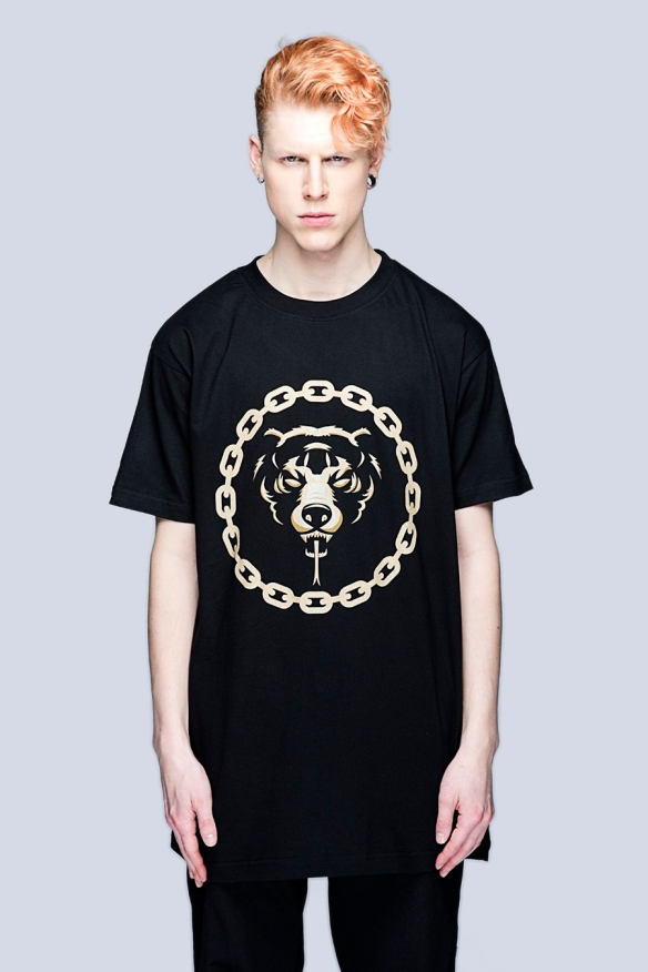 Long Death Gold Tee 2