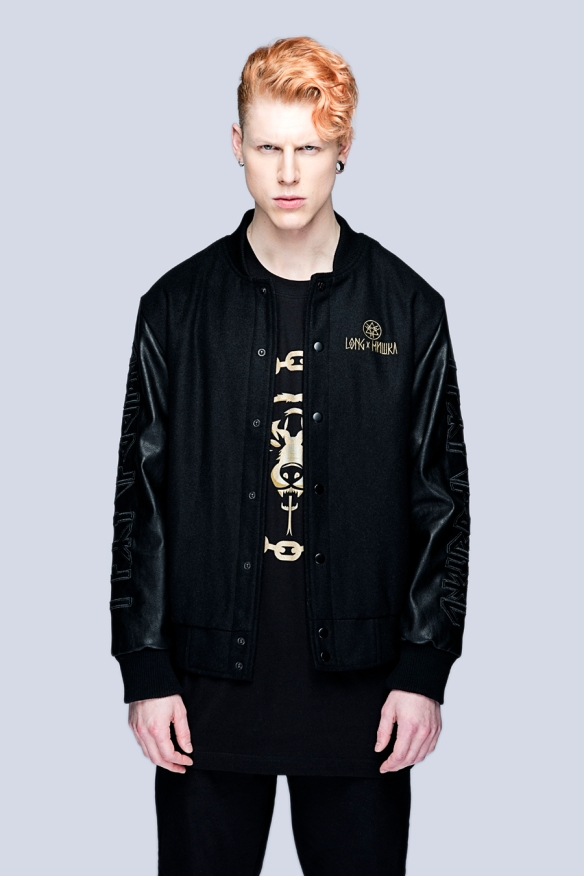 Long Death Gold Varsity 4